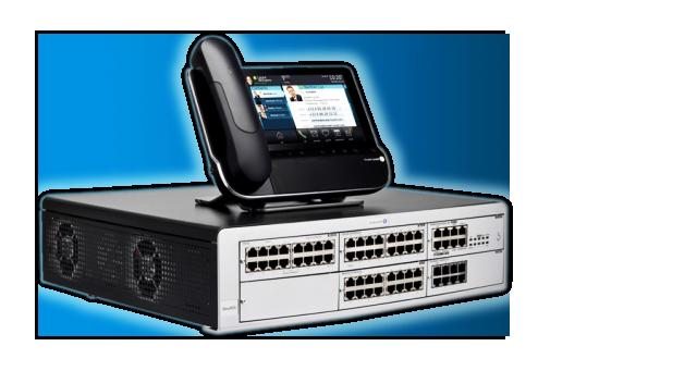 ALCATEL-LUCENT OMNI PCX OFFICE CONNECT: Expansível a 300 Usuários